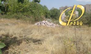 Հողատարածք Երևանում.Կոդ 0401