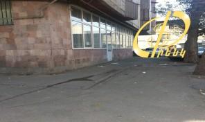 Կոմերցիոն տարածք Երևանում.Կոդ 0513